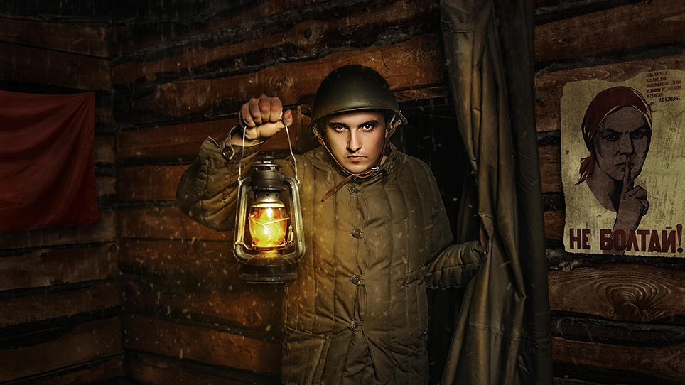 Escape Game 1941: battle for Moscow, IndieQuest. Moscow.
