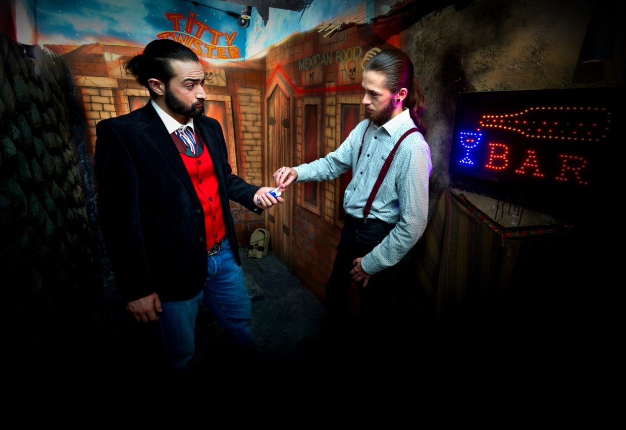 Escape Game From Dusk Till Dawn, Rabbit Hole. Moscow.