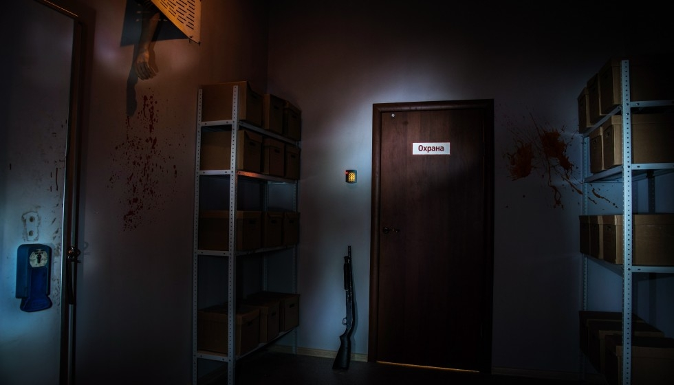Escape Game Supermarket Zombie, Quest Club. Moscow.